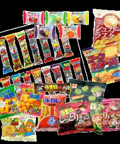 חטיפים וממתקים